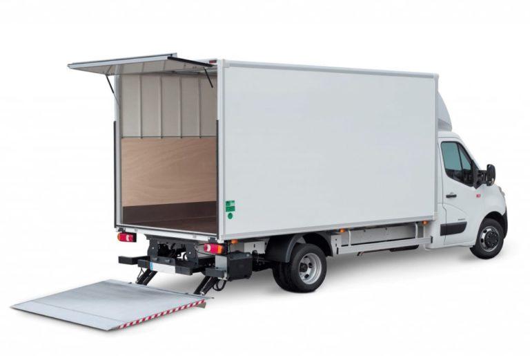 Герметизация крыш фургонов